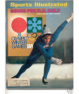 * 1972 SPORTS ILLUSTRATED ANNIE HENNING OLYMPICS - $7.69