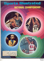 * 1972 SPORTS ILLUSTRATED COLLEGE NATIONAL CHAMIONSHIP - $9.09