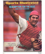 * 1972 SPORTS ILLUSTRATED REDS JOHNNY BENCH - $9.79