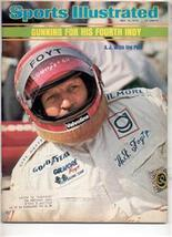 SPORTS ILLUSTRATED MAY 19 1975 AJ FOYT - $8.39