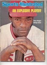 SPORTS ILLUSTRATED OCT 11 1976 GEORGE FOSTER - $8.39