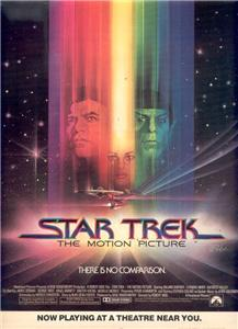 1979 STAR TREK THE MOTION PICTURE POSTER TYPE AD