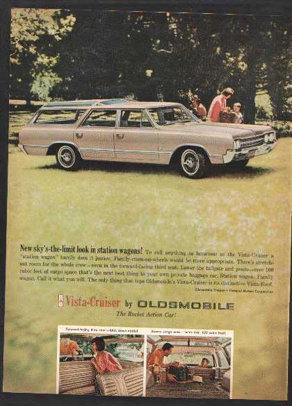 1965 VISTA CRUISER AD