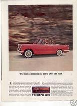 1962 TRIUMPH 1200 AD - $8.99