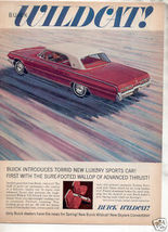 1962 Buick Ad - $8.99