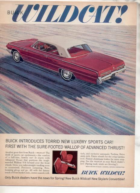 1962 BUICK AD