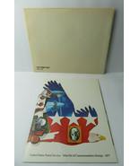 Vintage 1977 Sealed Album Mint Set Commemorative Collection USPS & Stamps - $15.00