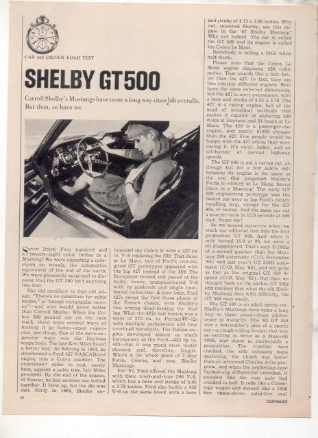Shelbygt500roadtest1967page1