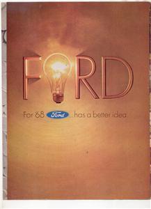 1968 FORD TORINO WAGON FALCON FUTURA WAGON CAR AD 4-PG