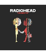 The Best of by Radiohead Cd - $11.99