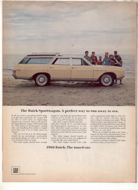 Buicksportwagonaperfectwaytorunaway