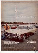 1967 1968 Buick Sportwagon Ad - $9.99