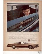 1968 CADILLAC ELDORADO AD - $9.99
