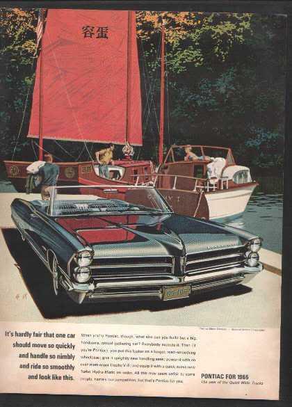 1965 BONNEVILLE AD