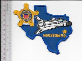 US Secret Service USSS Texas Houston Field Office Discovery Agent Service Patch  - $12.99