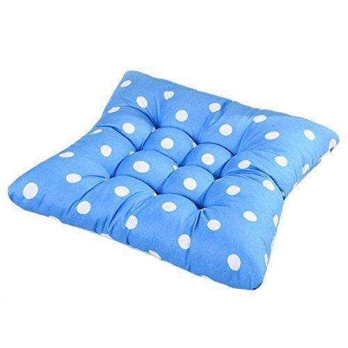 George Jimmy Chair Pillow Bench Cushion Tatami Floor Cushion Office/Car Pillow-A - $19.79