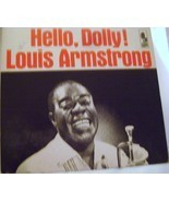 Louis Armstrong Jazz LP Lot - $8.00