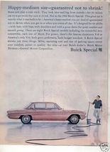1962 Buick Special Ad - $8.99