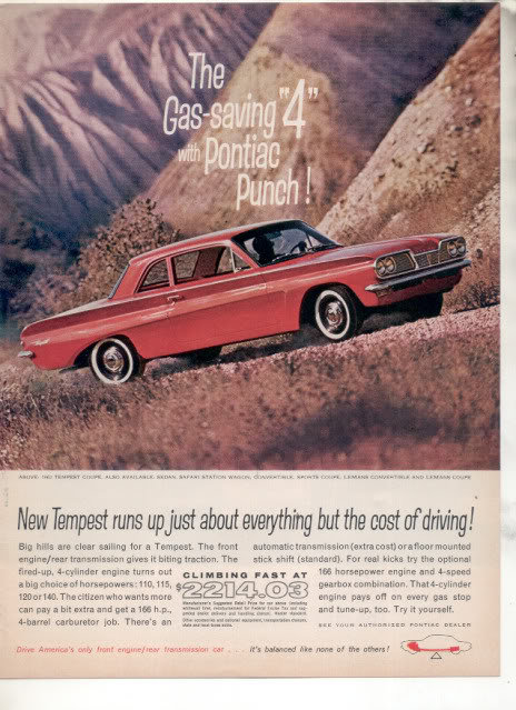 1962 TEMPEST AD