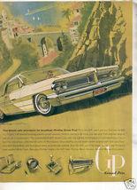 1962 GRAND PRIX AD - $9.99