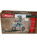 Razor MX350 Dirt Rocket Electric Dirt Bike 24V - BLUE 15128040 New in Box - $379.05