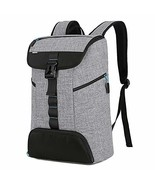 BRINCH Laptop Backpack Slim Business Casual Laptop Bag Anti Theft Travel... - $37.19