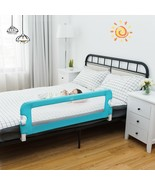 "48"" Breathable Baby Swing Down Safety Bed Rail Guard - $46.99+"