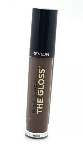 Revlon Super Lustrous The Gloss #310 Choco Crush New Sealed 90s Lip - $5.94