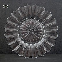 "Heisey Crystolite Plate 8 1/4"" - $9.95"