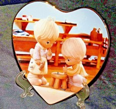"""""""Thumb-body Loves You"""" Precious Moments - The Hamilton Collection by Sam Butcher"""