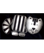 Pottery Barn Stuffed Kitty Puzzle for Baby - $5.00
