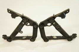 00-2006 mercedes w220 s500 s430 s55 front left right hood hinges hinge set pair - $42.89
