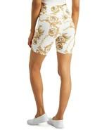"X-Small (0-2) Wt 25"" Macys INC International Concepts Chain-Print Shorts - $17.77"