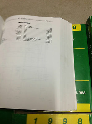 1998 JEEP WRANGLER Service Shop Repair Manual Set OEM FACTORY W PT & BODY DIAG image 3