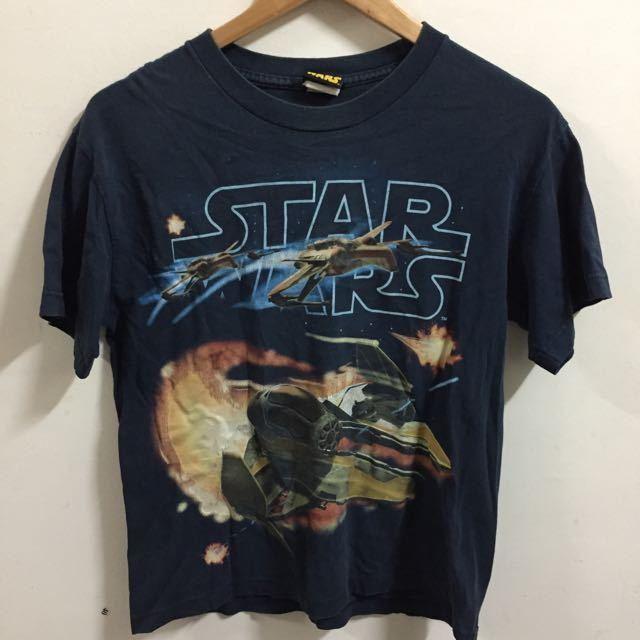 Star Wars Battle Of Galaxy Shirt Size S