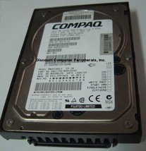 "127980-001 MAG3182LC Compaq 18GB SCSI 3.5"" 80PIN Drive Tested AS IS"