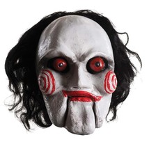 Morris Costumes RU68692 Saw Billy Mask Days Until SHIPPED:7 - $44.20