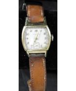 1940s to 1950s Vintage Gruen Wrist Watch Manual Wind Movement - $113.99