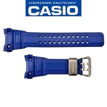 Casio ORIGINAL Watch Band Strap G-Shock Blue Gulfmaster Rubber GWN-1000 ... - $64.95