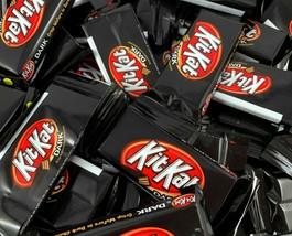Kit Kat Miniatures Crisp Wafers, Dark Chocolate Snack Size, 2 Lbs - $17.45