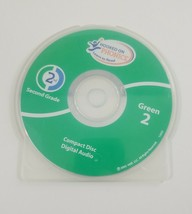 Hooked On Phonics Learn To Read 2nd Grade Green 2 CD Replacement - $5.89