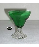 "Forest Green Inspiration Burple Goblet 3 5/8"" Cocktail - $10.50"