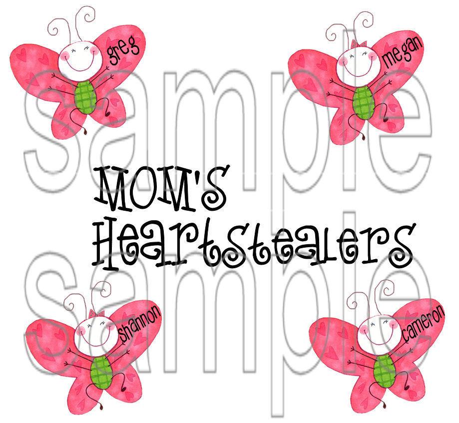Valentine personalized grand kids heart breakers shirt t shirts