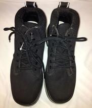 Bloch S0901L Adult Size 8 Black Canvas Work Boots/ Dance Boots - $19.99