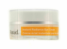 Murad Instant Radiance Eye Cream 0.5 fl oz/15mL INBOX  AUTH Expire 2020 ... - $27.71