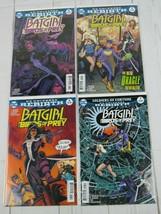BATGIRL AND THE BIRDS OF PREY #4-7 DC COMICS Lot of 4 Comics Rebirth 2016 - $8.99