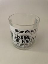 Star Gazette Rock Glass Tumbler - $8.99