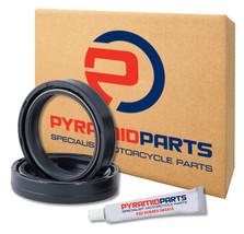 Fork Oil Seals for Honda CR 80 RB 19 inch wheel 96-02 - $11.28