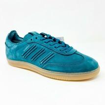 Adidas Samba Consortium Deep Hue Tech Green Gum BY2832 Womens Sneakers - £49.44 GBP