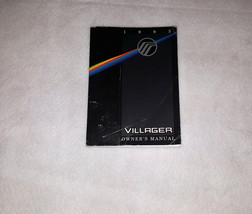 1993 Mercury Villager Owners Manual 00110 - $9.85